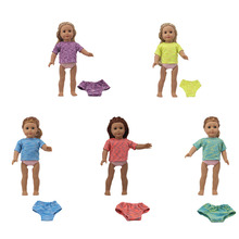 18-inch American dolls and 43 cm reborn dolls, generations, gifts american girl doll accessories