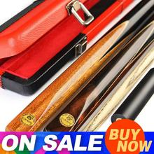 3/4 Chinese snooker cue stick Omin Cue king series 11.5mm tip Ash shaft brass joint solid wood butt Handmade billiard pool cue new arrival omin 3 4 snooker cue stick 9 8mm tips victory model 3 4 snooker cues case set china 2017