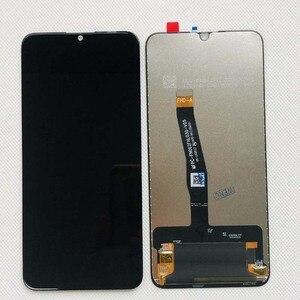 """Image 2 - 새로운 6.21 """"화웨이 P 스마트 2019 LCD 디스플레이 스크린 + 터치 패널 디지타이저 POT LX1/POT LX1AF/POT LX2J 프레임"""