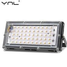 Для ремонтных работ Сделай Сам Светодиодный прожектор светильник 220V 50W точечный светильник на открытом воздухе короткофокусный проектор отражатель Точечный светильник ing уличный светильник Водонепроницаемый IP65
