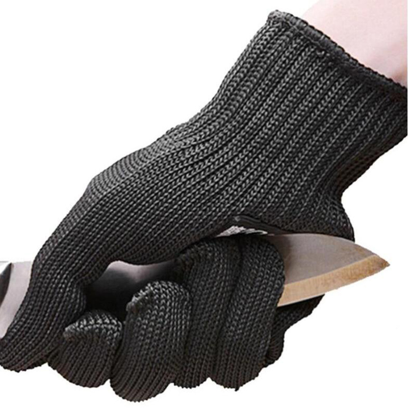 US $6.21 55% OFF|High strength Grade Level 5 Protection Safety Anti Cut  Gloves Kitchen Cut Resistant Gloves for Fish Meat Cutting Safety Gloves on  ...