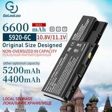 6 Cell Laptop Battery for Acer Aspire AS07B31 5920 5230 5310 5315 5330 5520 5530 5530G 5710 5715Z 5720 5730ZG 5739 5920G 5930 аккумулятор для ноутбука acer aspire 5300 5310 5315 5320 5330 5520 5520 г 5530 5530 г 5535 5710 5710 г 5710z 5715 5715z 5720 5730 5730z