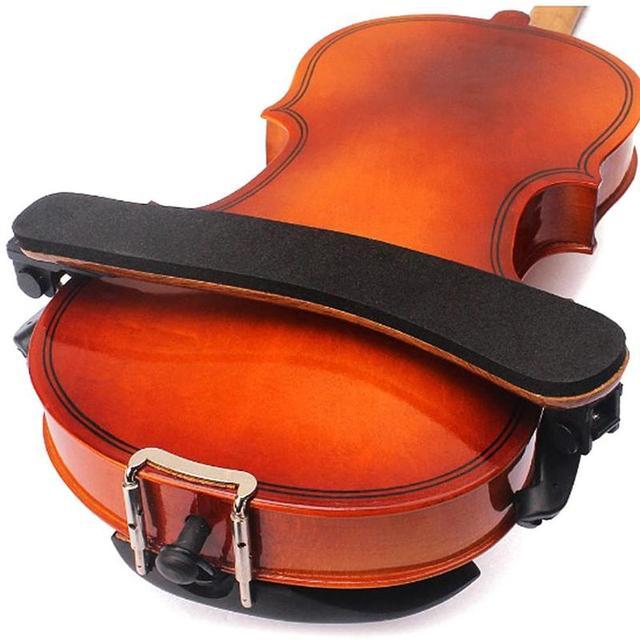 Фото плечевой упор для скрипки регулируемый профессиональный полноразмерный цена