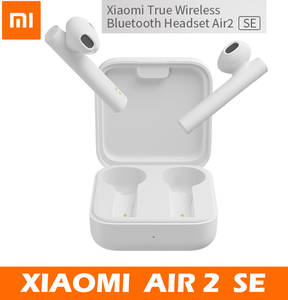Xiaomi Bluetooth Earphone Air2 Airdots Pro Original 2SE Link Synchronous Touch-Control