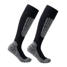 Skiing-Socks Non-Slip Hiking Outdoor Winter Mountaineering Comfortable Warm Soft 1pair
