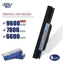 JIGUแบตเตอรี่สำหรับAsus A32 k53 A42 K53 A31 K53 A41 K53 A43 A43J A53J A53 K43 K53 K53s X43 X43s X44 X53 X54 x84 X53S