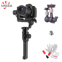 Moza Air 2 3 Axis Handheld Gimbal Stabilizer for Canon Nikon Sony A7S A7R3 Lumix GH4 DSLR Mirrorless Cameras Max Payload 4.2kg