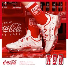 Summer 2020 new mesh breathable running shoes Coca Cola Co b