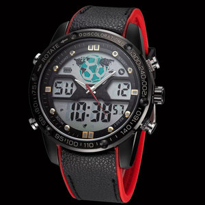 Image 4 - BOAMIGO Mens Watches Men Sports Watches Mens Quartz LED Electronic Digital analog Clock Male Military Wrist Watch waterproof