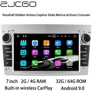 Car Multimedia Player Stereo GPS DVD Radio Navigation Android Screen for Opel Vauxhall Holden Antara Captiva Veda Meriva Activan