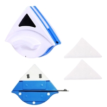 Triangle Replacement Sponge For Magnetic Window Glass Cleaning Brush Accessories