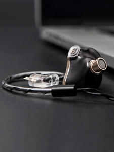 HIDIZS MS4 Hybrid-Driver Detachable-Cable IEM In-Ear earphone BA 3-Knowles HIFI