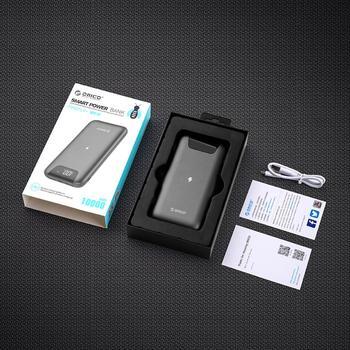 Â�リコ 10000 Mah Á�電源銀行の充電デュアル Usb Powerbank Lcd Ã�ィスプレイの外部バッテリー Iphone Â�ムスン Xiaomi