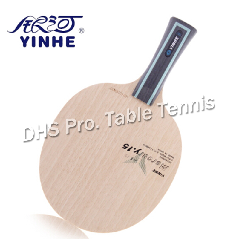 Yinhe Y15 Mercury 15 (Y-15, Y 15) OFF Table Tennis Blade For Ping Pong Racket