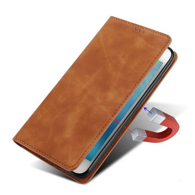 Flip Leather Case For Xiaomi Redmi Note 10 4 4X 5 6 7 8 9 8T 9T Pro 3 4 Magnetic Phone Case Redmi 3 4A 5 Plus 5A 8A Wallet Coque 2