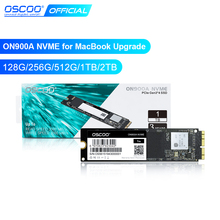 SSD M.2 Mac/macbook Hard-Drive 1tb-Pcie 3d-Nand Apple 256GB 512GB OSCOO for Pro Nvme