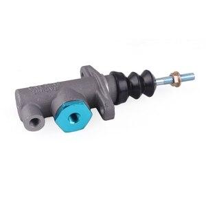 Image 2 - AU04  Brake Clutch Master Cylinder 0.625 Hole Thread Bar Remote for Hydraulic Hydro Handbrake M8