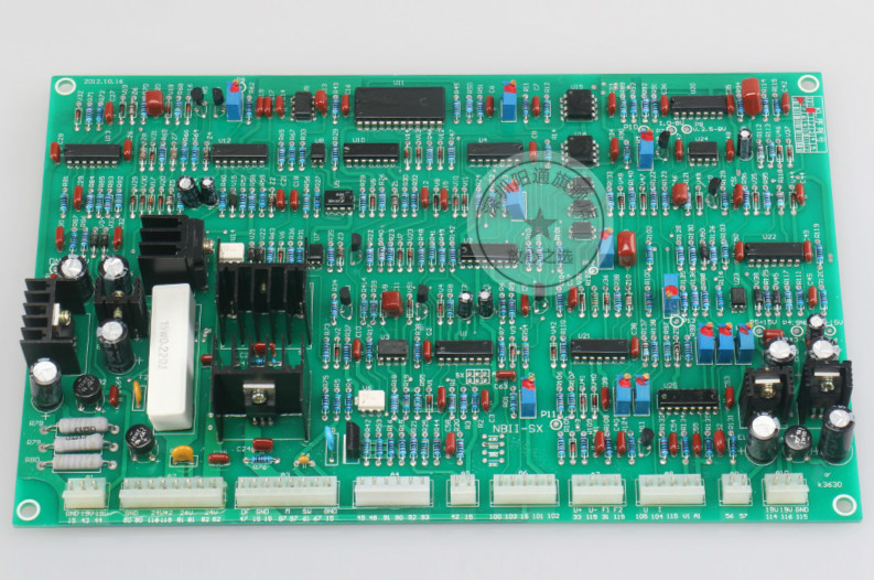 NBC500/350 Gas Shielded Welding Machine Control Board NB Two Welding Machine Board