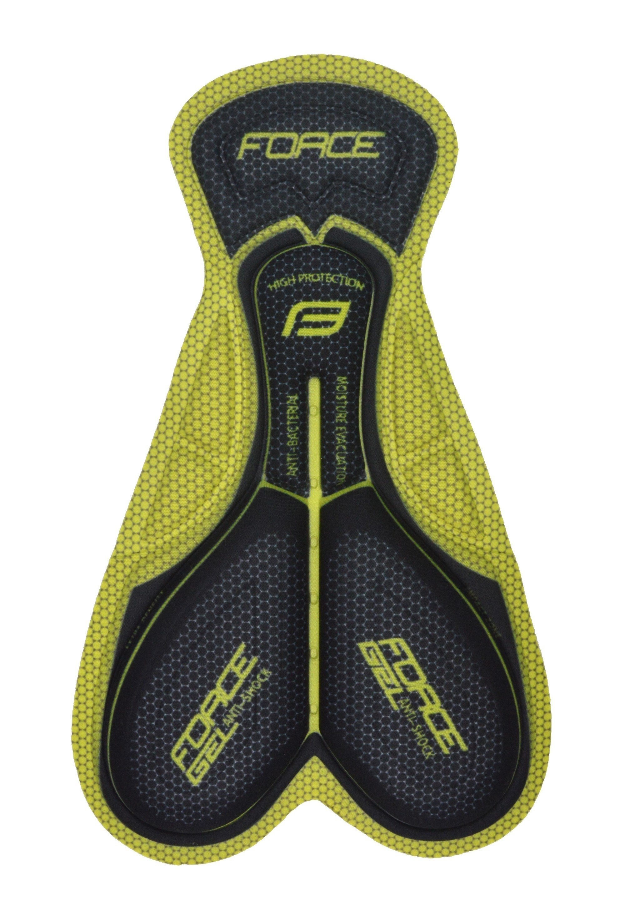 Cycling Bib Shorts Gel Pad