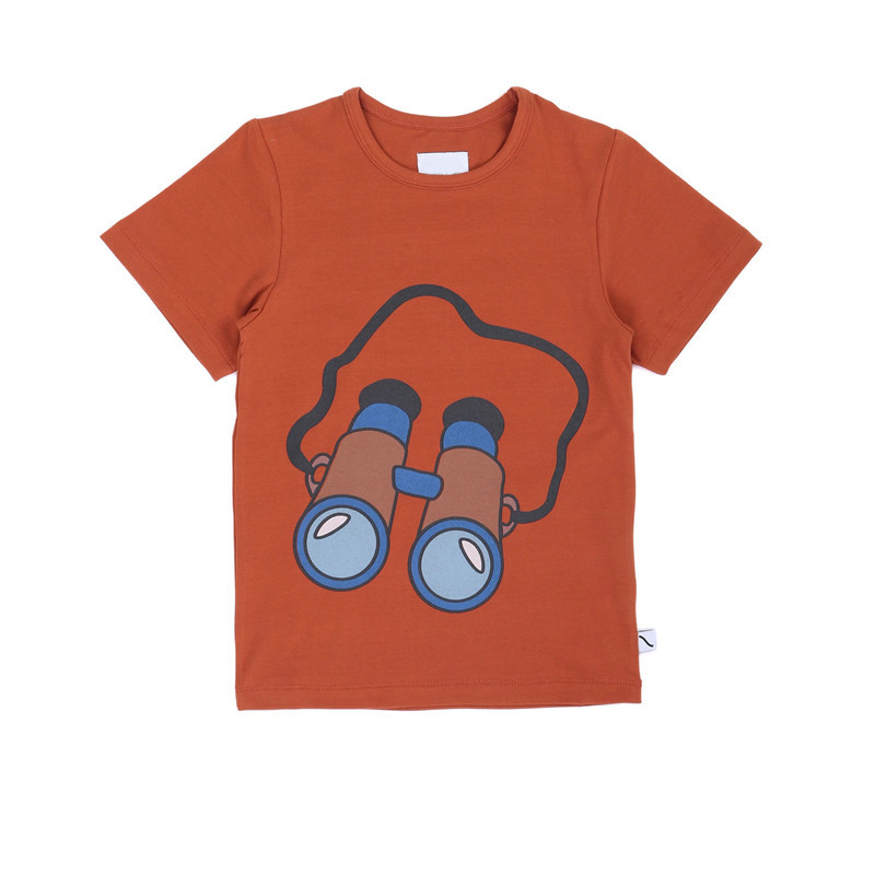 CarlijnQ Summer Kids T Shirt and Shorts Matching Boys Girls fashion brand Cartoon Tops CarlijnQ Kids Short Sleeve T-shirt Tees