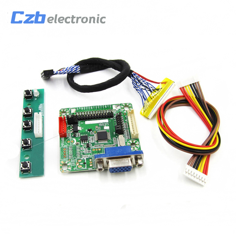 MT6820-B Universal LVDS LCD Montor Screen Driver Controller Board 5V 10
