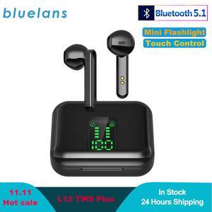 L12 Bluetooth Earphones True W