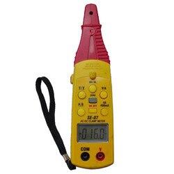SE 07 AC/zacisk dc miernik 0.1mA czułość wyświetlacz LCD z 3999 liczy Auto Zero regulacji Części i akcesoria do instrumentów Narzędzia -