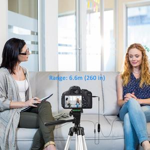 Image 5 - KIMAFUN Dual Lavalierไมโครโฟนแฮนด์ฟรีClip on LapelไมโครโฟนMINIคอคอนเดนเซอร์MICสำหรับกล้องDSLRโทรศัพท์PCแล็ปท็อป