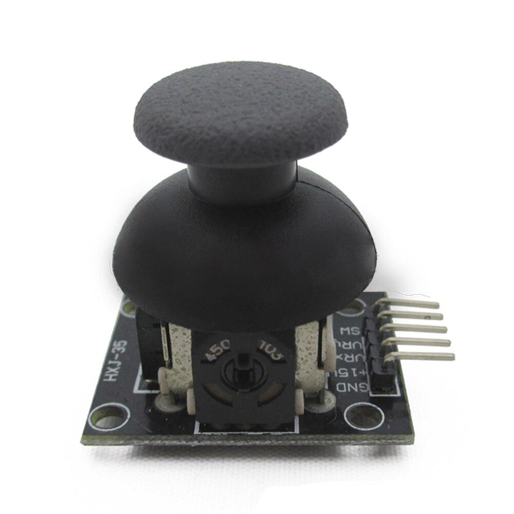 DIY Joystick For Game Controller Dual-axis XY JoyStick Breakout Module Board Lever Sensor Shield JoyStick Electronic