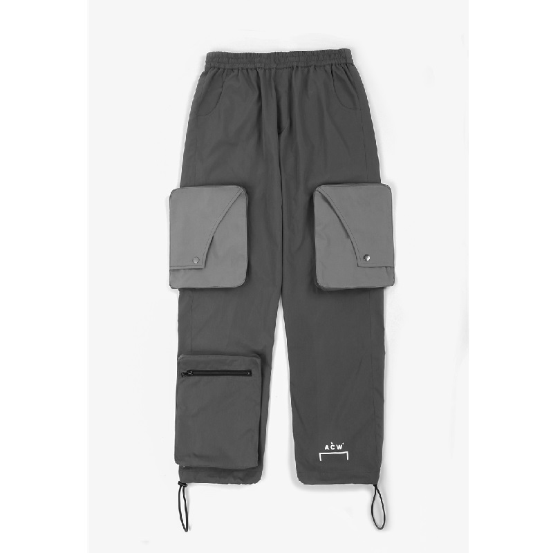 NEW A-COLD-WALL ACW Pants Men Women Streetwear Hip Hop Casual Sports Kanye West Pants Loose Joggers Trousers A-COLD-WALL Pants