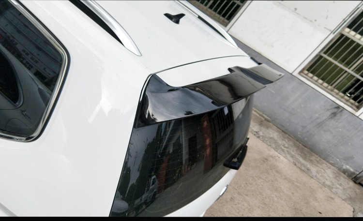 Per VW Touran L Posteriore Dell'automobile Spoiler Materiale ABS di Alta Qualità ala Primer Spoiler Per Volkswagen Touran L Spoiler Posteriore di Colore 2016
