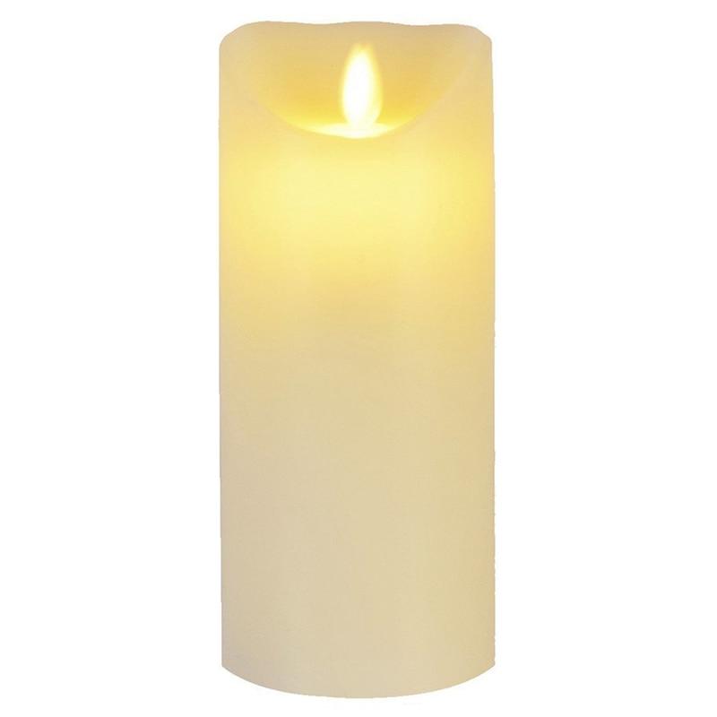 Luz de natal velas flameless remote incluído 7 Polegada velas flameless com temporizador de 2 4  6 8 horas a pilhas candles led cand|  - title=