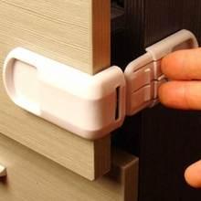 Child Protection Drawer Lock 2li Corner Baby Safety Lock Cabinet 441379174