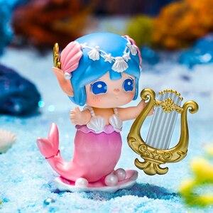 Robotime Blind Box SURI ISLAND ADVENTURE Action Figure Toys Little Mermaid Dolls Birthday Gift Toy For Children Girlfriends
