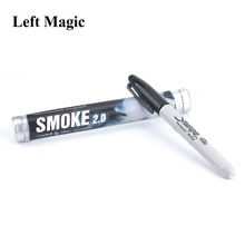 Smoke 2,0 от Alan Rorrison Волшебные трюки сценическая Волшебная комедия крупным планом классические иллюзии волшебные игрушки реквизит ручка для письма Волшебная