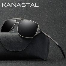 Men Polarized Sunglasses Driving Shades Male Square Classic