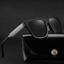 2020 Новые поляризованные солнцезащитные очки Для мужчин ультра