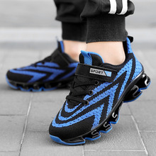 Sports-Shoes Footwear Sneakers Trainers Tenis-Infantil Brand Boys for Summer Children