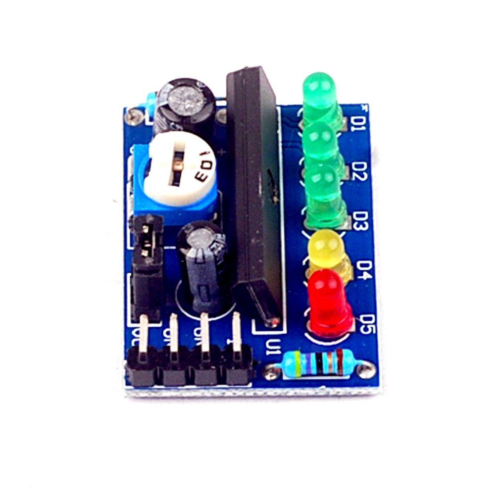 KA2284 Level Power Indicator Module LED Light Level Indicator Audio Level Indicator Battery Indicator Module
