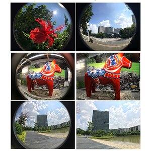 Image 2 - Ulanzi u lens 5 w 1 zestaw obiektywów telefonicznych 20X Super makro obiektyw CPL Fisheye teleobiektyw do iPhone 11/11 Pro/11 Pro Max Pixel 4 XL