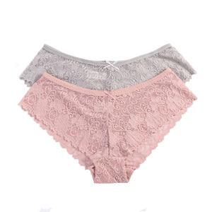 3 шт., трусики для женщин, сексуальное нижнее белье, кружевное дышащее мягкое нижнее белье, женские трусы, сексуальные прозрачные женские трусы