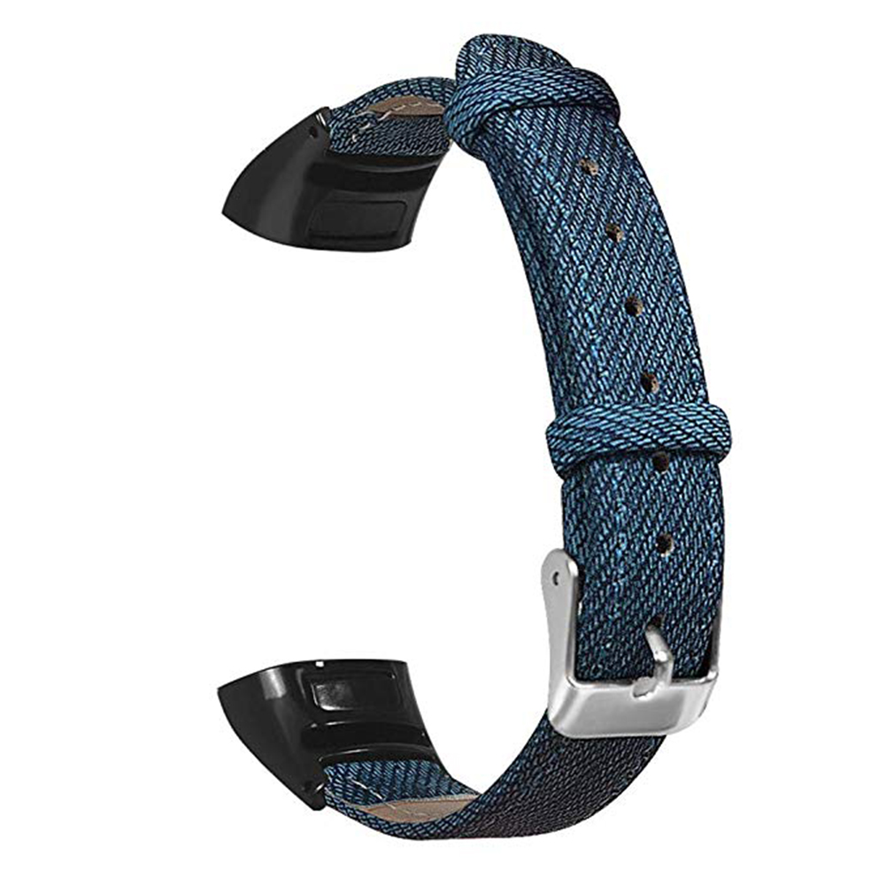 Leather Wrist Strap Vintage Easy Install Quick Release Solid Smart Watch Adjustable Replacement Bracelet For Huawei Band 3 3 Pro
