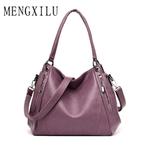Women Leather Handbags Women Messenger Bag Designer Crossbody Bags for Women 2019 Bolsa Feminina Tote Shoulder Bags Sac A Main 2018 crossbody bags for women leather handbags luxury handbags women bags designer toy tassel shoulder tote bag bolsa sac a main
