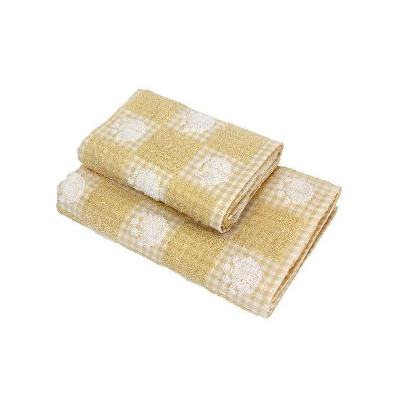 Bed Sheet WELLNESS, 150*200 Cm, Beige