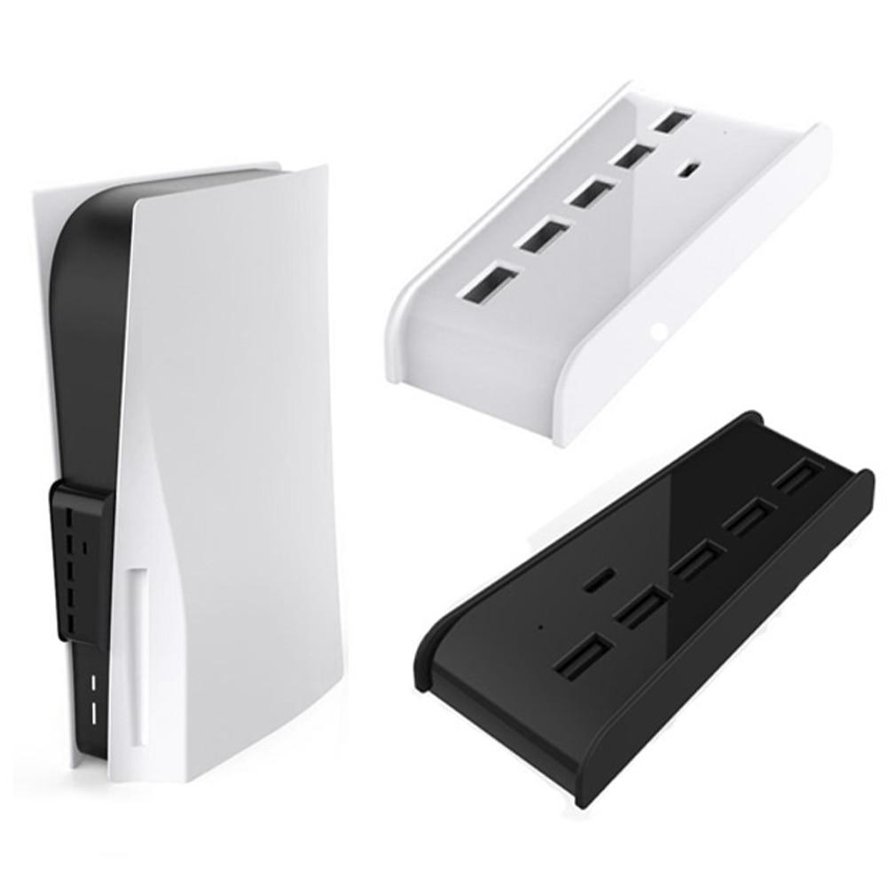 For PS5 Host HUB Converter P5 USB HUB High Speed Adapter For Sony PS5 USB Expander Universal Digital Version