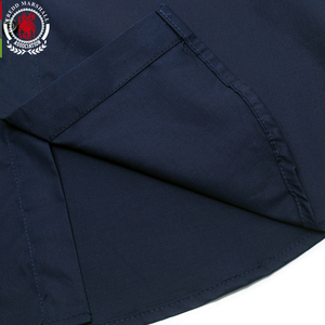 Image 5 - Fredd מרשל 2020 חדש אופנה טלאי חולצה גברים מזדמנים מותג בגדי זכר 100% כותנה ארוך שרוול Colorblock חולצה חולצות 219