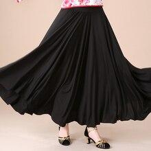 Flamenco Skirt Stage-Costume Bullfight-Dress Spanish Women Dance-Clothing Mesh Opening