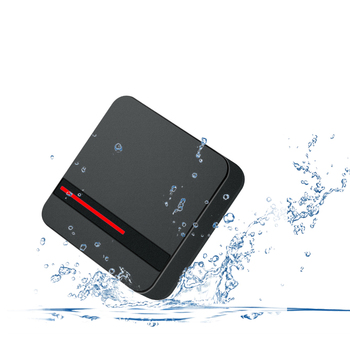 Eseye Long Range RFID Card Reader 125KHZ Proximity Card Access Control System Reader Wiegand 26-34 IP68 Waterproof Small Reader
