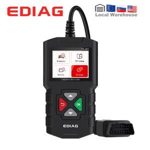 Image 1 - Ediag – lecteur de Code YA201 OBDII/EOBD, outil de Diagnostic automatique, flux de données, sauvegarde/lecture, Scanner OBD2, mise à jour gratuite, AL319, CR3001