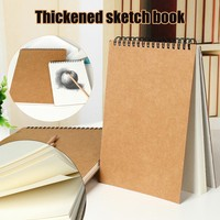 Marker Special Paper A3/A4/A5 Sketch Book Children's Graffiti Painting Book